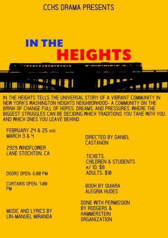 Drama's Production of In the Heights