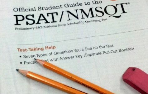What is the PSAT?