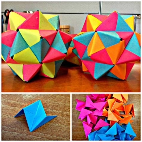 Origami Club Information