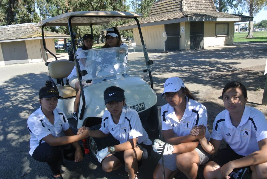 CCHS Girls Golf is for All Girls