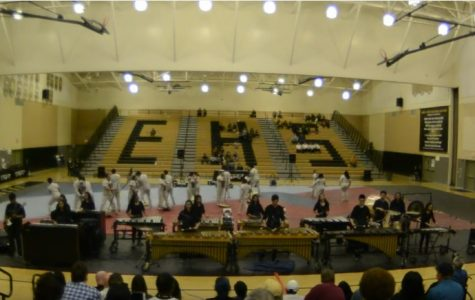 CVGPC (CCHS Winter drumline and color guard)