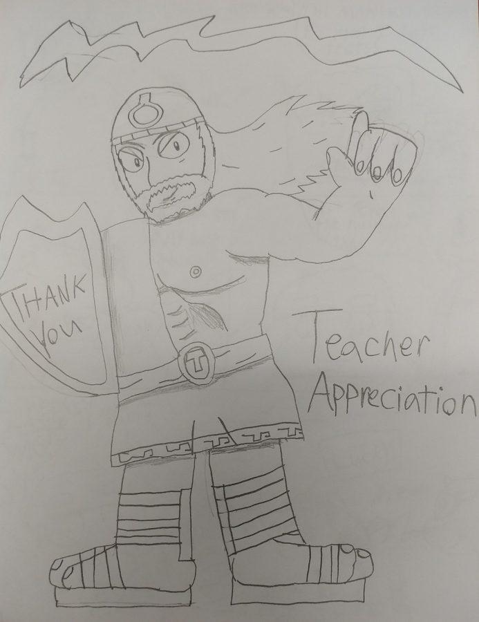 CCHS Teacher Appreciation