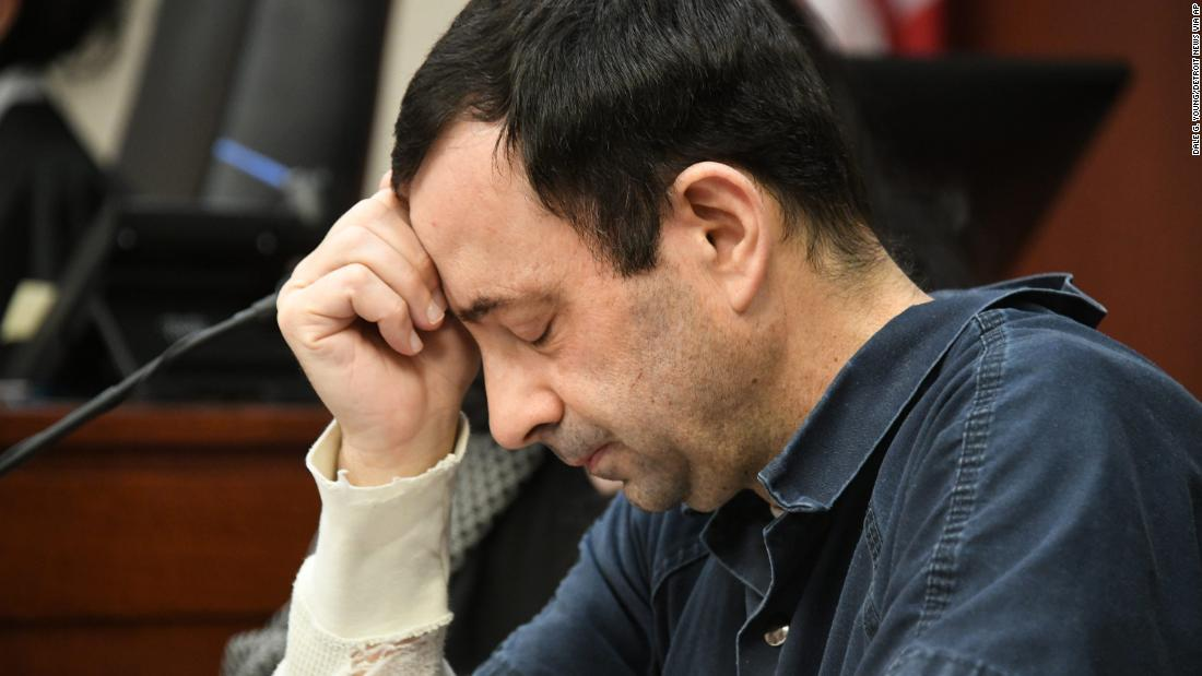 Larry Nassar: A Demon in Disguise