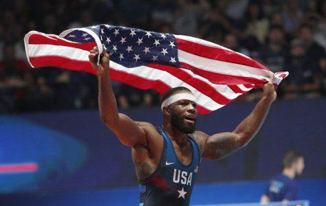 Jordan Burroughs Olympic Defeat