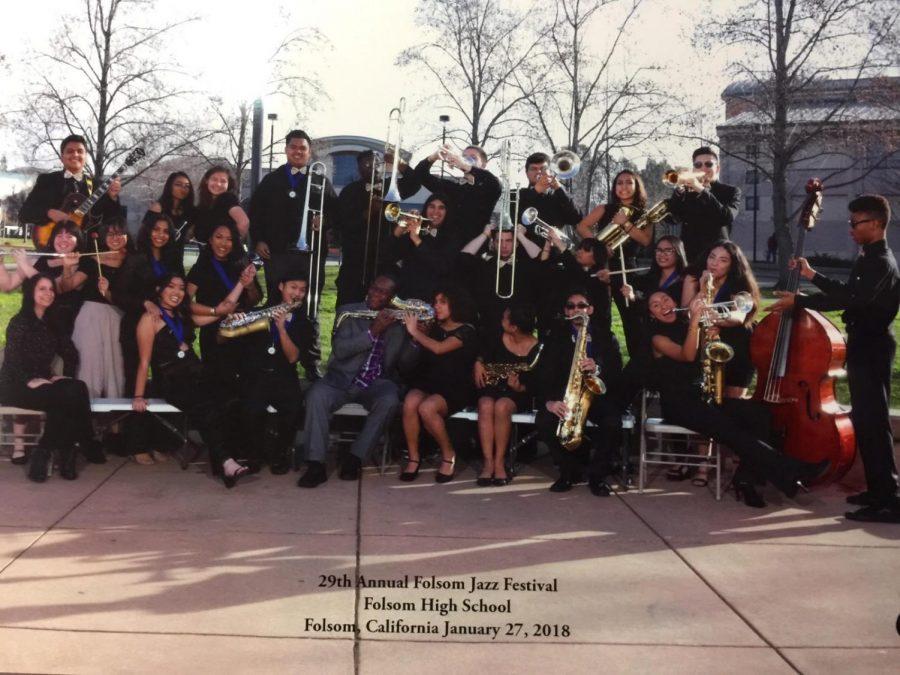CCHS Jazz Band