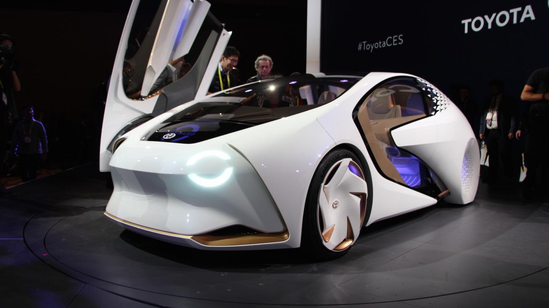 Toyota's Concept Car