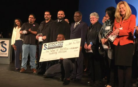20 Million Dollars for Stockton Students