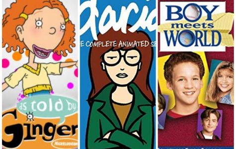 Nostalgic Shows That Teens Relate To