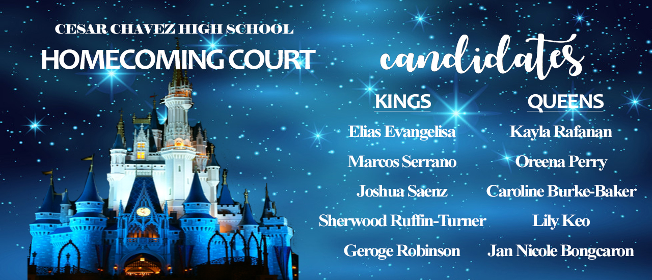 Get to Know the CCHS Homecoming Nominees