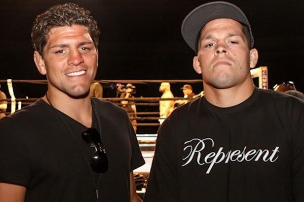 Nate and Nick Diaz rise through MMA has represented Stockton well.