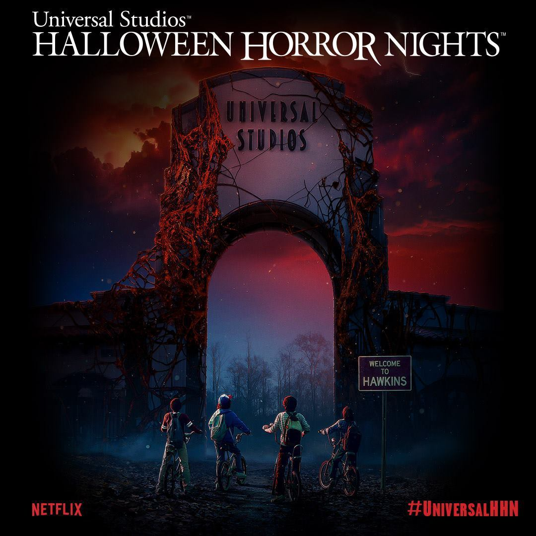 Halloween Horror Nights runs September 14 through November 3 on selected nights from 7pm - 2am