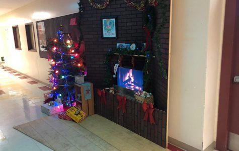 Winter Door Decorating Contest Winners