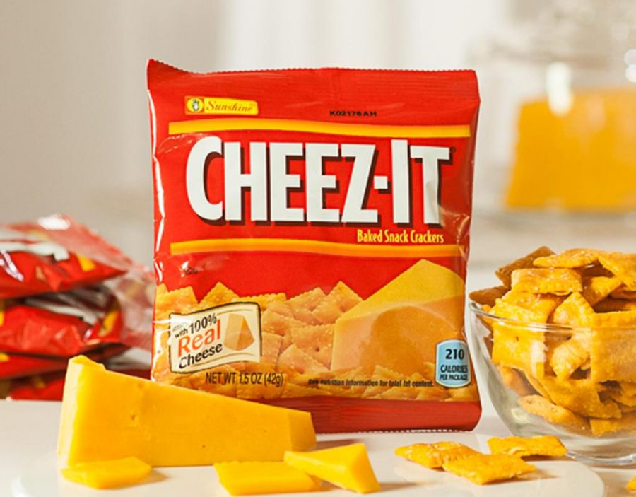 Why Cheez-Its Are the Best