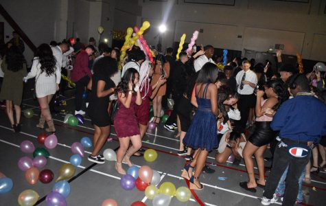 CCHS Winter Formal and New Years Celebration