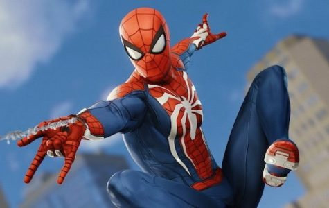 Spider-Man Ps4 -Swinging into Action