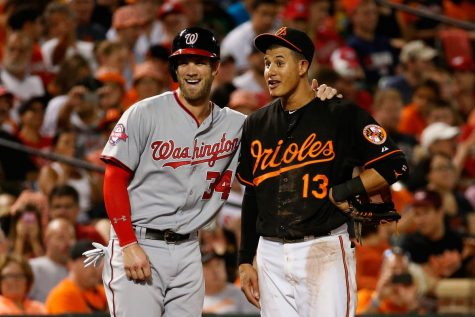 Bryce Harper and Manny Machado's New Contracts