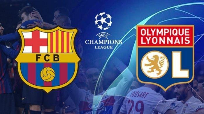 Barcelona+vs+Lyon