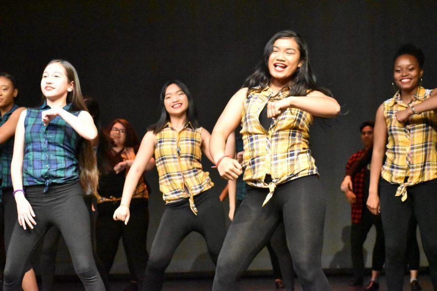 CCHS All Dance Show