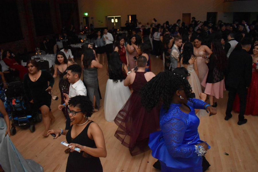 CCHS Prom a Video Journey