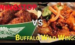 Kayla and Ramil's Food Adventures: Wingstop vs Buffalo Wild Wings