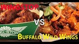 Kayla and Ramil's Food Adventures: Wingstop vs Buffalo Wild Wings