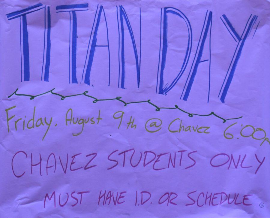 Titan Day