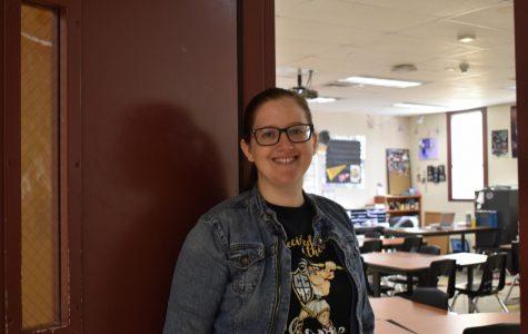Q & A with a CCHS New Teacher
