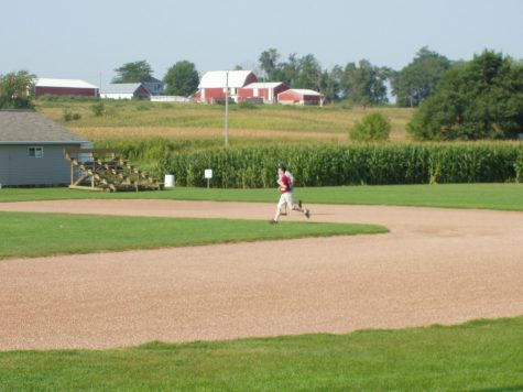 MLB Field of Dreams Game