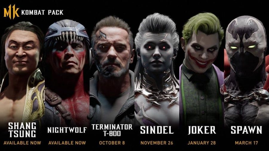 Mortal+Kombat+11+Kombat+Pack+Trailer+Reveals+New+Characters