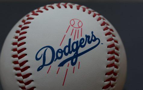 Dodgers clinch NL West Division.