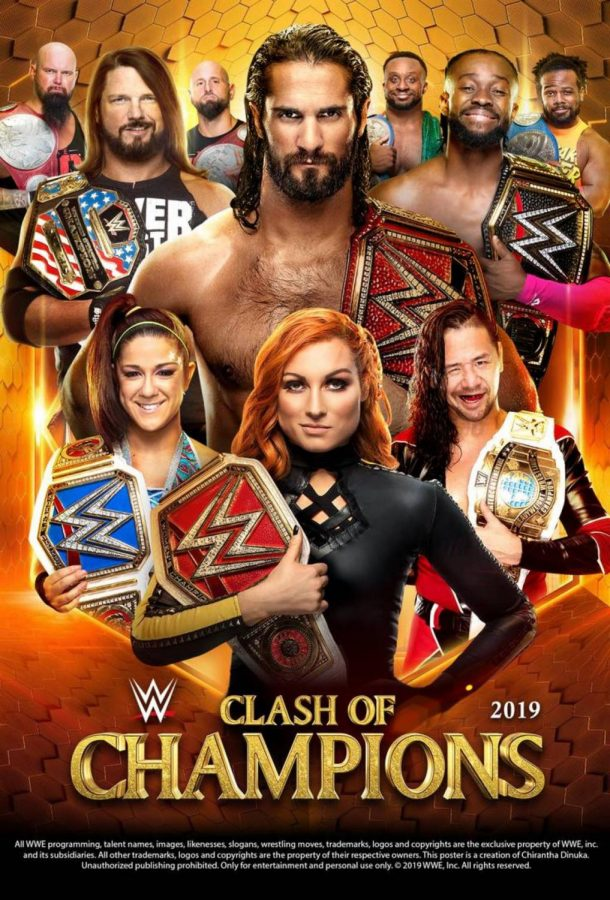 WWE+Clash+of+Champions+2019+Predictions