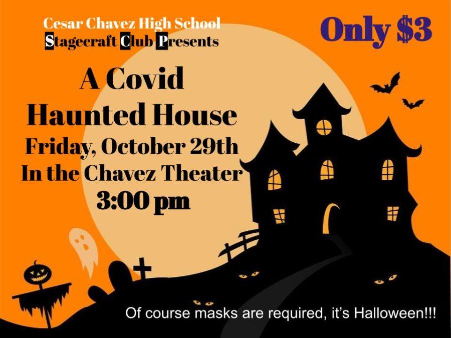 Chavez Haunted House