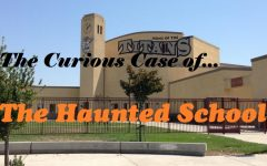 Hauntings of Cesar Chavez High School
