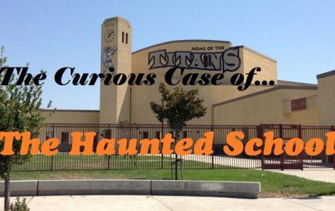 Hauntings of Cesar Chavez High School