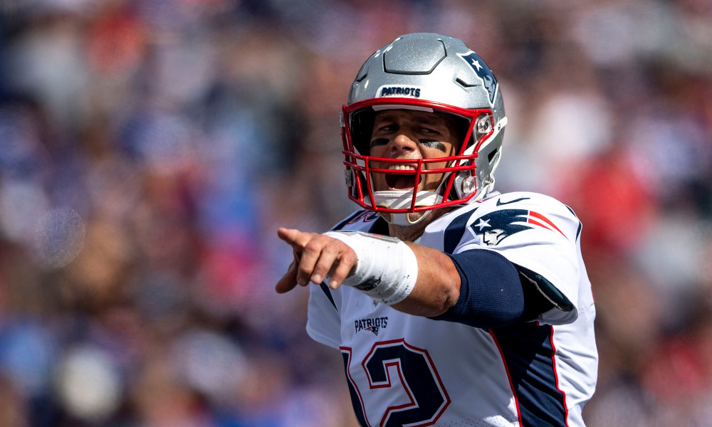 The Patriots make it into our top ten as usual.