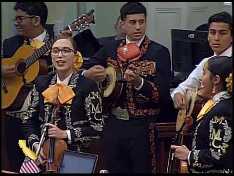 Beginning Mariachi Competition