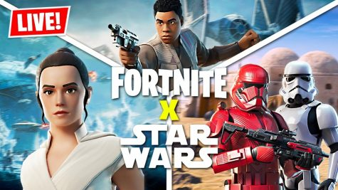 FORTNITE *STAR WARS EVENT*