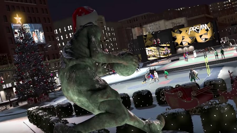NBA 2k20 New Christmas Update