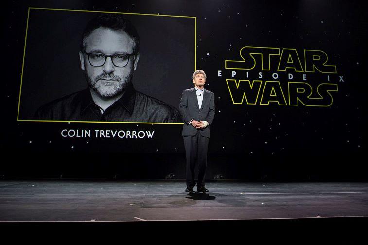 Star Wars Episode 9; Colin Trevorrow's Version