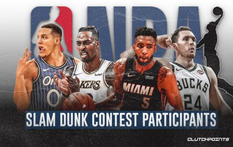 Dwight Howard Joins this Year`s Dunk Contest