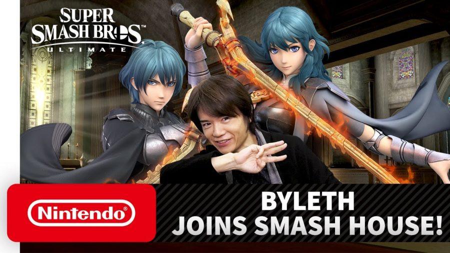 Super+Smash+Ultimate+-+Challenger+%235