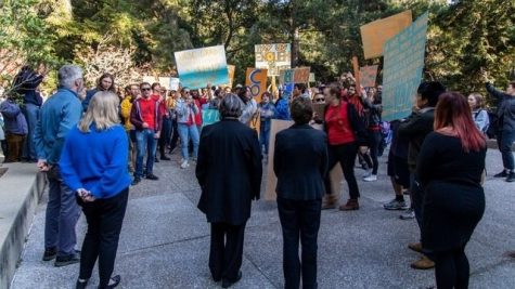 UC Santa Cruz Students Go On Strike!