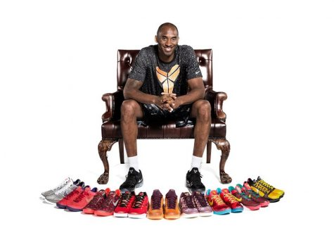 Nike Stops Selling Kobe Products
