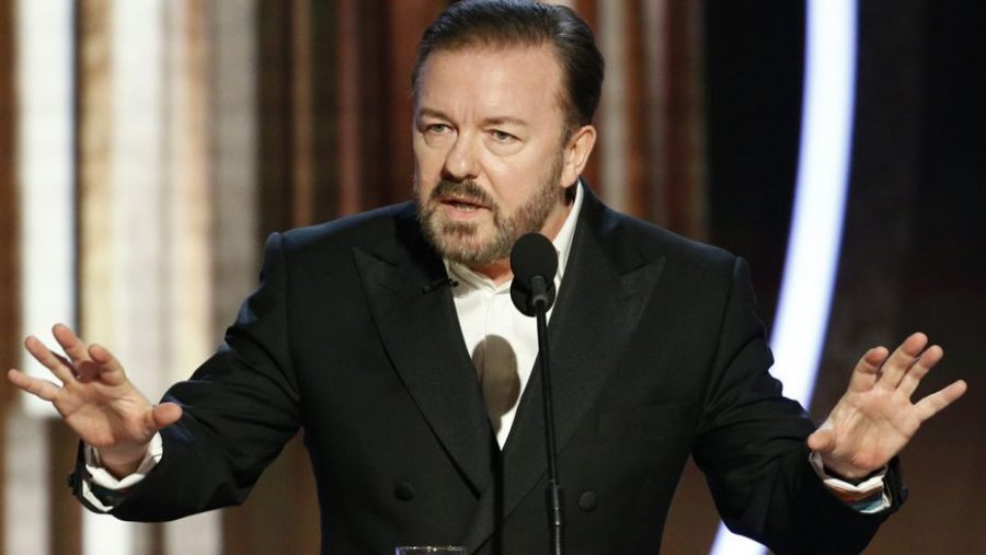 Ricky+Gervais+Goes+Off+On+Hollywood