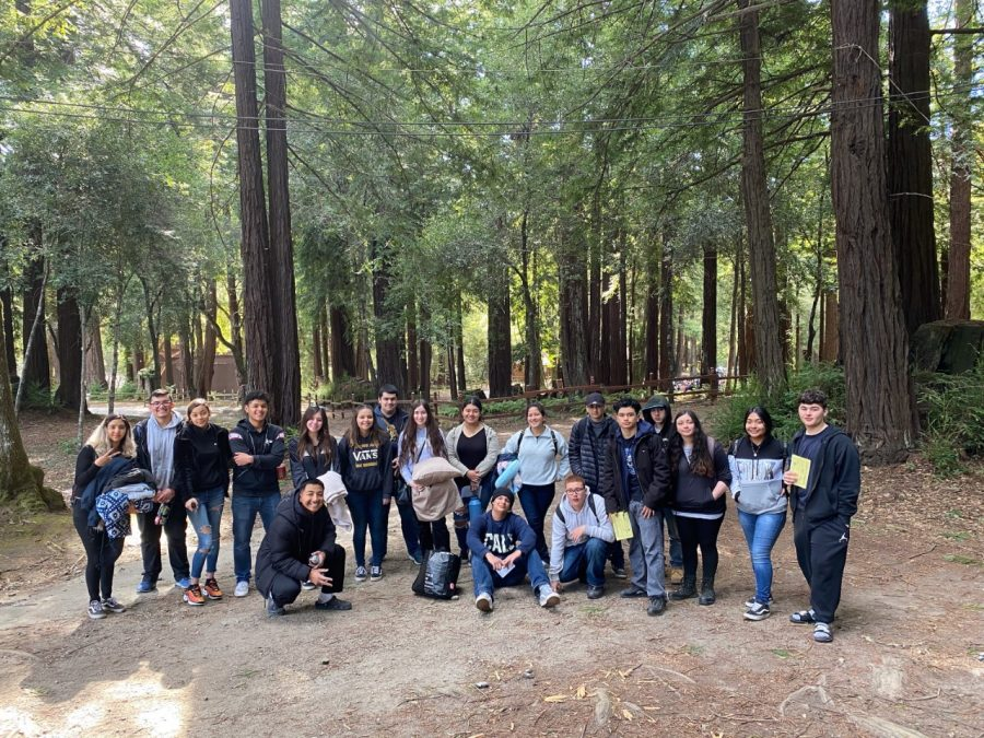 Science Camp: From Camper to Cabin Leader