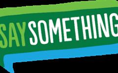 Say Something Week