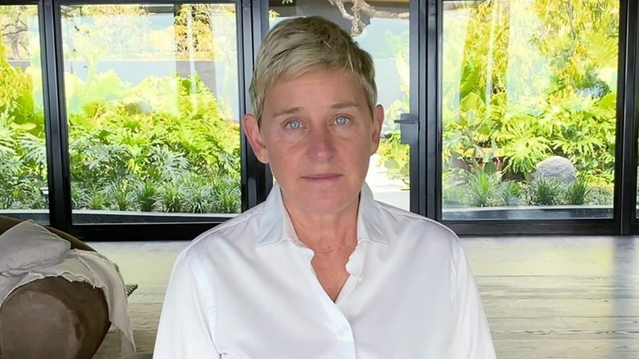 What's going on with Ellen DeGeneres?