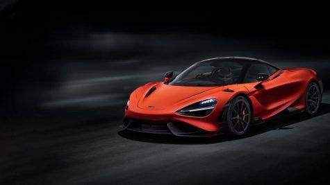 New McLaren 765LT