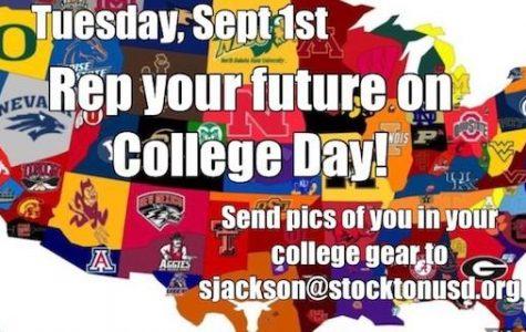 College Day - CCHS