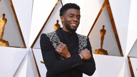 Chadwick Boseman: Wakanda Forever